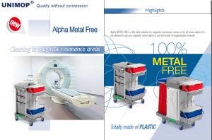 alpha metal free